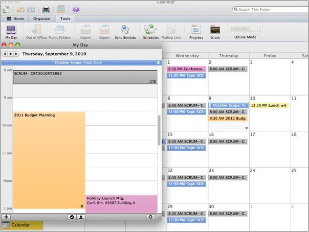 Outlook для Mac скачать - фото 5