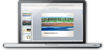 Microsoft PowerPoint for Mac 2011
