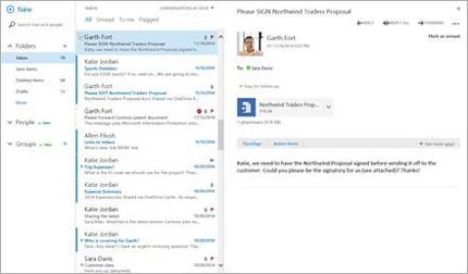 Microsoft Office 365 Exchange Server 2016